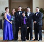 jon and family