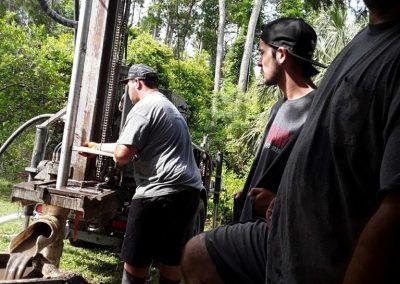 jonjon drilling a deep well
