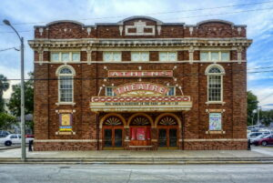 the athens theater