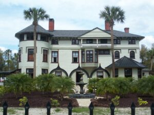 the stetson mansion